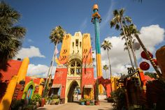 Pantopia at Busch Gardens is the re-development of the present Timbuktu