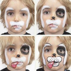 Μακιγιάζ Τελευταίας Στιγμής Για Παιδάκια / Kids Halloween MakeUp