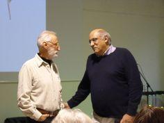 Antonio Moresco e Francesco Cataluccio
