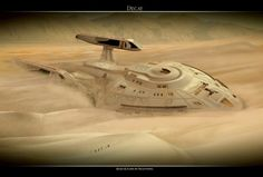 "Starfleet ships • ""Decay"" by Nightwing"