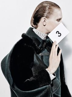KACPER KASPRZYK SHOOTS BALENCIAGA FOR DAZED AND CONFUSED SEPTEMBER 2013
