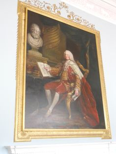 Lord Mansfield as Chief Justice of the King's High Court
