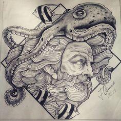 35 Ancient Greek God Mythology Tattoos - Symbols & Meanings