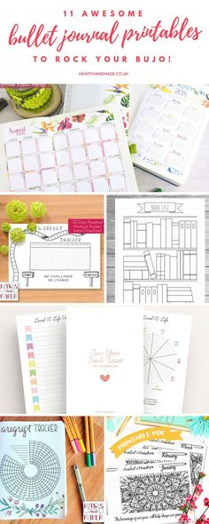 In need of bullet journal ideas? I'm obsessed with bullet journal inspiration & creating bullet journal layouts every day. I know that you don't have time for that so I've found some amazing bullet journal printables to help you fill your Bujo in no time How To Bullet Journal, Bullet Journal Printables, Journal Template, Bullet Journal Layout, Bullet Journal Inspiration, Bullet Journals, Bujo, Finance Tracker, Finance Blog