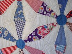 endless chain quilt pattern - Google Search