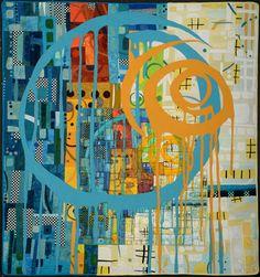 Graffiti II Katie Pasquini Masopust katiepm505@gmail.com www.katiepm.com