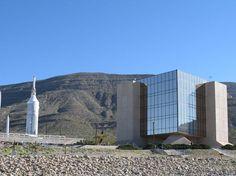 Alamogordo, NM: Space Museum at Alamogordo