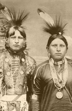 Osage Indian boys