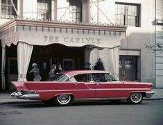 cars on the street — crazyforcars: 1957 Lincoln Lincoln Motor Company, Ford Motor Company, Muscle Cars, Funny Vintage Photos, Mercury Cars, Lincoln Mercury, Lincoln Continental, Us Cars, Automotive Design