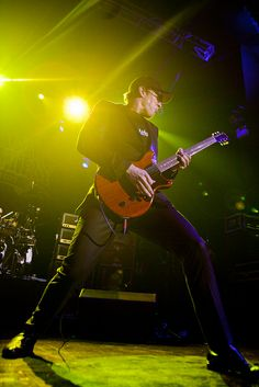 Joe Bonamassa....Black Country Communion Newcastle Academy 27 July 2011