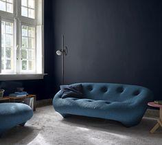 PLOUM, Upholstery Designer : R. & E. Bouroullec | Ligne Roset