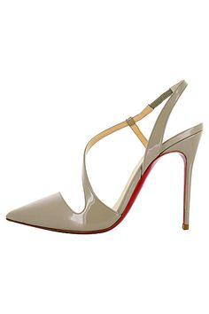 Christian Louboutin - Women's Shoes - 2013 Spring-Summer  #cuteshoes #womensclothing #womensfashion
