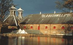 Join us at Ireland's oldest whiskey distillery for the ultimate Bushmills experience. Watch whiskey making take place and enjoy a wee taster too as we unlock the secrets of 400 years of distilling at the home of Irish whiskey. #Northern #Ireland #Bushmills