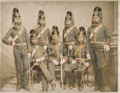 Victorian Yeomanry, Cavalry 1861, Australia