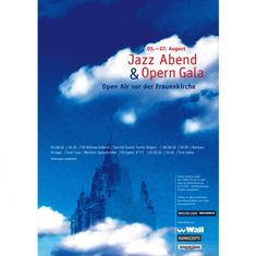 Open Air Concert Poster