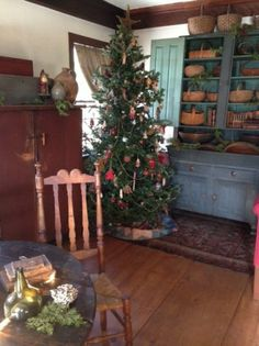 Christmas Tree at Avery Hill Farm