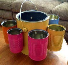 "My version of the ""tin can organizer"" that was originally found of cynthiashaffer.typepad.com"
