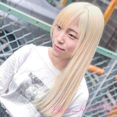 HanaさんはInstagramを利用しています:「.ㅤㅤㅤㅤㅤㅤㅤㅤㅤㅤㅤㅤㅤ ブロンドㅤㅤㅤㅤㅤㅤㅤㅤㅤㅤㅤㅤㅤ ㅤㅤㅤㅤㅤㅤㅤㅤㅤㅤㅤㅤㅤ ㅤㅤㅤㅤㅤㅤㅤㅤㅤㅤㅤㅤㅤ ㅤㅤㅤㅤㅤㅤㅤㅤㅤㅤㅤㅤㅤ 前回の色落ちがね、可愛かったし、いい位置に居てくれたから、そのままにしてみた。ㅤㅤㅤㅤㅤㅤㅤㅤㅤㅤㅤㅤㅤ てか、久し振りポートレ…」 White Blonde, Instagram