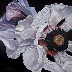 Enigma | Irina Gretchanaia. 48x48 oil on canvas. Newest artist represented by Adelman Fine Art, San Diego. 619-354-5969 for more info or private viewing. www.adelmanfineart.com