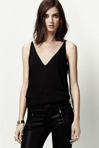 Lucy Camisole in...#JBRANDHOLIDAY and #WMAG.