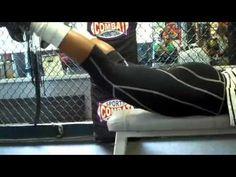 "HOT ASS! Fitness Model Jennifer Nicole Lee ""KIM KARDASHIAN"" JNL Fusion BUTT GLUTE WORKOUT!"