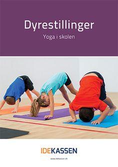 yoga i skolen - eksempel - idekassen Brain Breaks, Yoga For Kids, Teaching Kids, Uganda, Kids Playing, Massage, Meditation, Mindfulness, Classroom