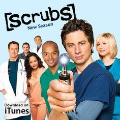"Scrubs ~ See more ""Grand Eurekas!"" on our blog: http://nagybomb.com"