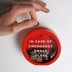 Emergency Money Bank
