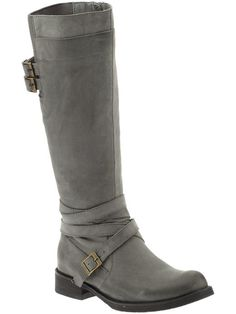 Piperlime | Kelsey Grey boots oooh