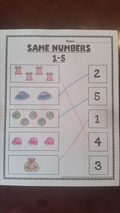 Numbers 0-20. This packet helps students identify, write, and recognize numbers 0-20 in a variety of ways.