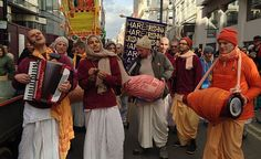 By bathecho.co.uk On Saturday 23rd April, Bath Spa University will be hosting a conference to mark the first fifty years of the Hare Krishna Movement. One of the movement's leading gurus, His Holin…
