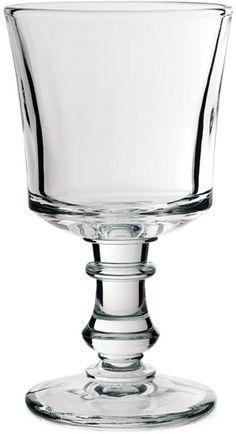 La Rochère Glassware, Set of 6 Jacques Coeur Water Glasses - $41.99