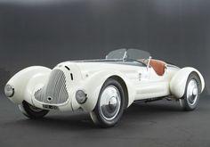 1931 Alfa Romeo 6C 1750 by tsipouraki