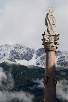 Alpes austriacos.