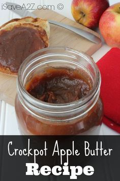 Crockpot Apple Butter - iSaveA2Z.com