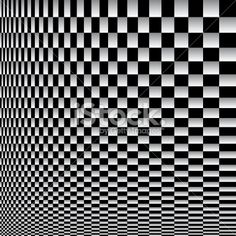 abstract black and white vector art