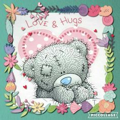 Lots and lots of love and warm hugs to you sweetie. XOXOX's