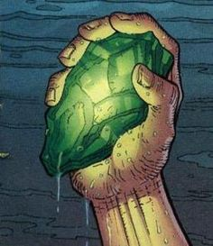 Green Kryptonite