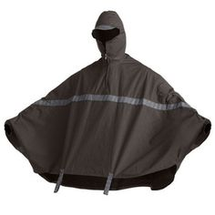 Oxford Rain Cape, $250, now featured on Fab.