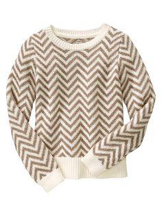 chevron sweater love.