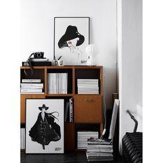 Dark Side Of The Moon poster – Lovisa Burfitt – Köp online på Rum21.se