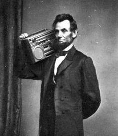 Ghetto Lincoln Blaster
