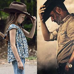 Judith Grimes and Rick Grimes tv the walking dead rick grimes judith grimes movies and television Walking Dead Zombies, Walking Dead Show, Walking Dead Pictures, Walking Dead Tv Series, Walking Dead Memes, Fear The Walking Dead, Michonne Walking Dead, Walking Dead Wallpaper, Judith Grimes