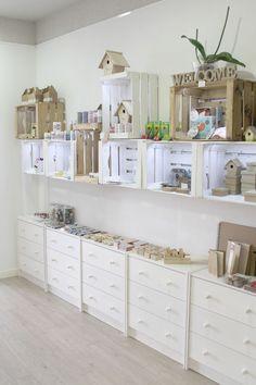 Ideas en polvo, punto de venta de Kireei en Valladolid | Kireei, cosas bellas