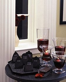 Candy-Filled Headstones | Step-by-Step | DIY Craft How To's and Instructions| Martha Stewart