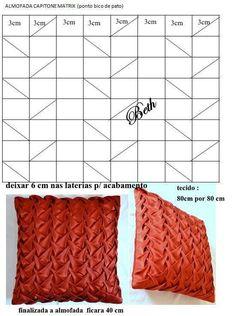 Smocking Tutorial, Smocking Patterns, Fabric Patterns, Stitch Patterns, Sewing Patterns, Silk Ribbon Embroidery, Embroidery Stitches, Hand Embroidery, Canadian Smocking