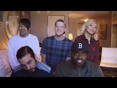 ▶ Evolution of Michael Jackson - Pentatonix - A capella group Pentatonix pays tribute to Michael Jackson by reviewing some of his greatest hits the best way they know how: with flawless harmonies.