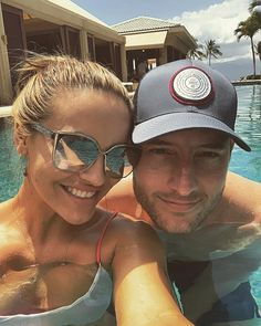 Justin Scott, Justin Hartley, Smallville, American Actors, This Is Us, Meant To Be, Have Fun, Mermaid, Instagram
