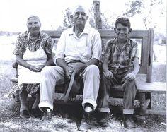 Catawba family - circa 1945