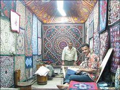 The Shop of Hassan Kadri in Chareh El Khiamiah